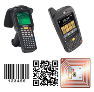 equipments and labels that can be used with Workfinity